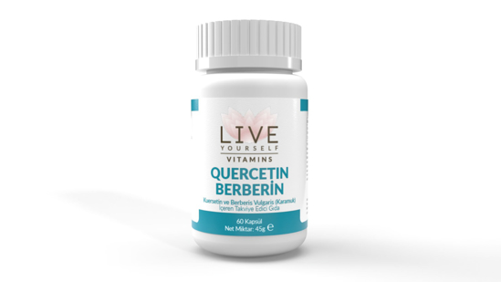 Picture of Live yourself Quercetin Berberin
