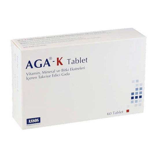 Picture of Assos Aga K 60 Tablet